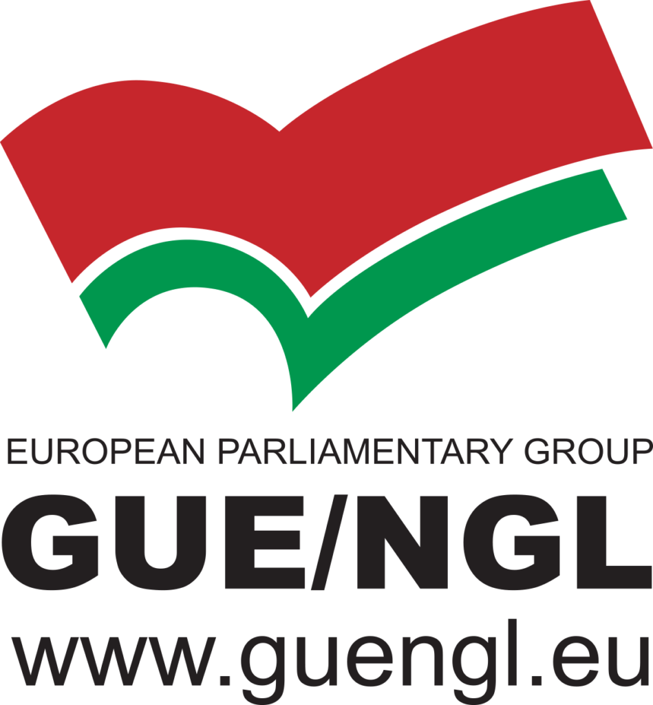 Logo GUE/NGL