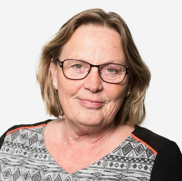 Mari-Ann Petersen, Formand I FOA Social- Og Sundhedsafdelingen.