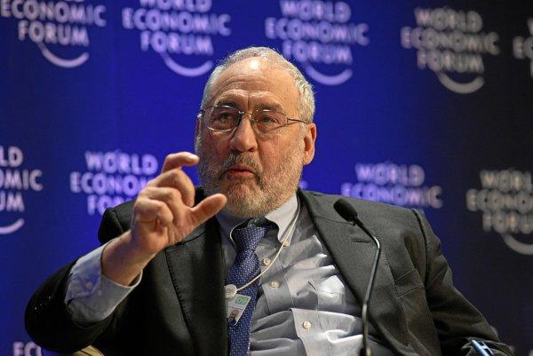 Nobelprisvinder Og økonomiekspert Joseph Stiglitz