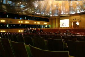 EU court of justice grand courtoom by Cédric Puisney
