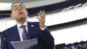 Gianni Pittella er også forfatter til flere bøger politik og gæsteprofessor på East Anglia University i London. (Foto: European Parliament Audiovisual Services)
