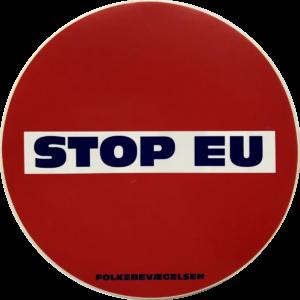 STOP EU (stor)