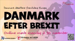 Online: Danmark efter Brexit