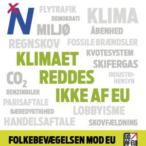 Folder: Klimaet Reddes Ikke Af EU