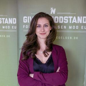 Susanna Dyre-Greensite medarbejderbillede